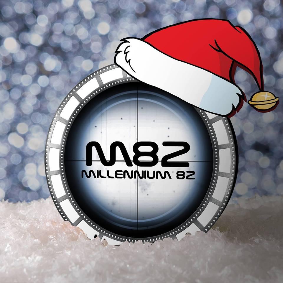 Buon Natale da M82!