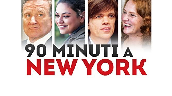 90 minuti a New York per salutare Robin Williams