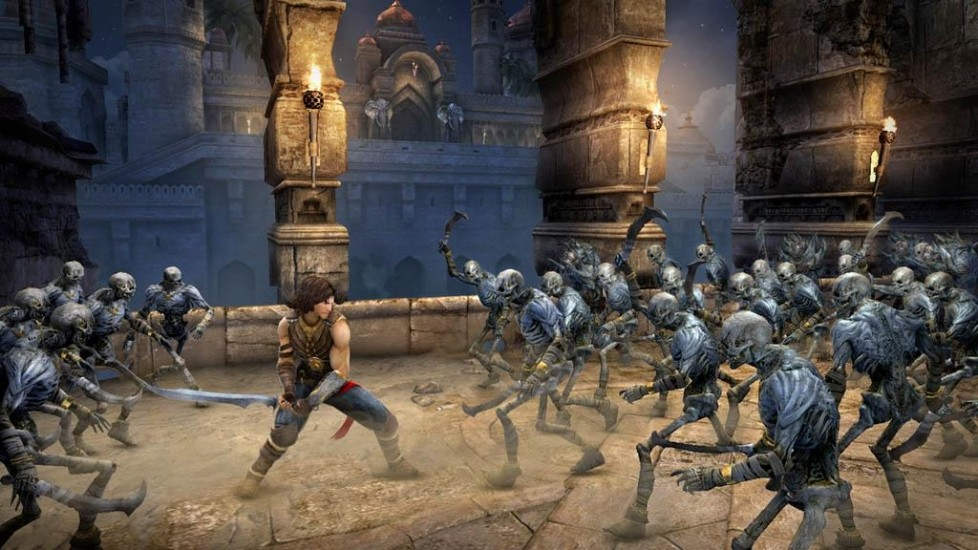 Back to the Game: Prince of Persia: Le sabbie dimenticate