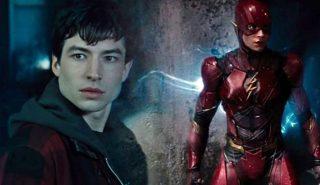 Il film di Flash compromesso da Ezra Miller?