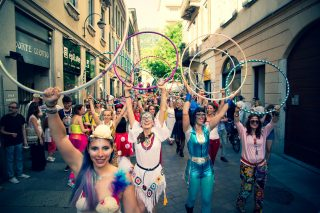 La Parada Par Tucc si attiva! Ci racconta Veronica le nuove iniziative!