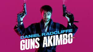 Guns Akimbo: una piacevole stronzata!
