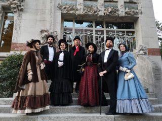 Scopriamo la magia di Celeste con i suoi costumi storici e teatrali!