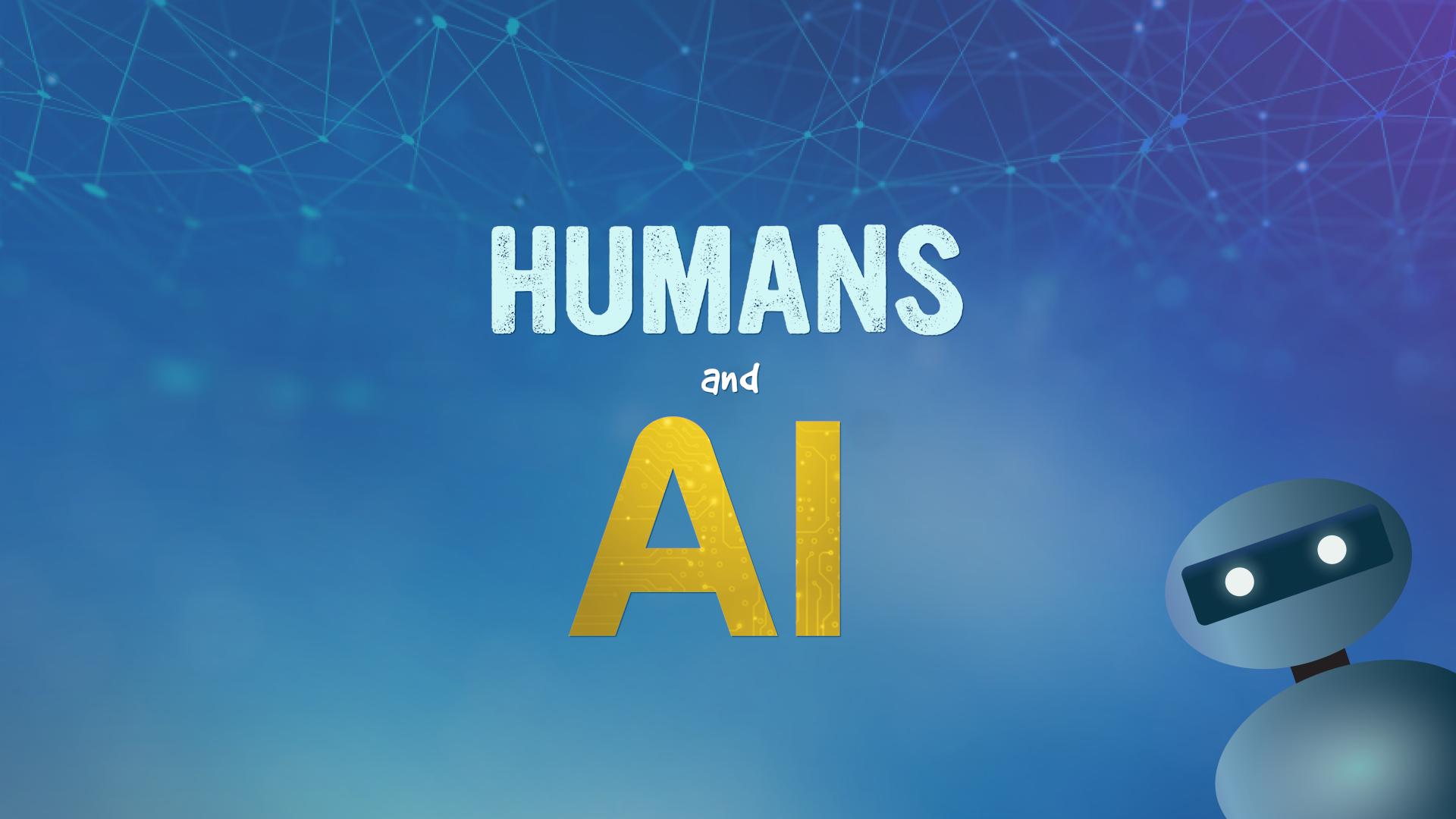 Humans and AI ci porta alla scoperta dell'intelligenza artificiale