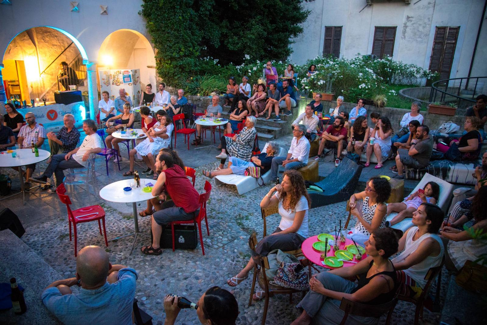 Anna ci racconta del Chiostrino, di Luminanda e di quella cultura che a Como manca!